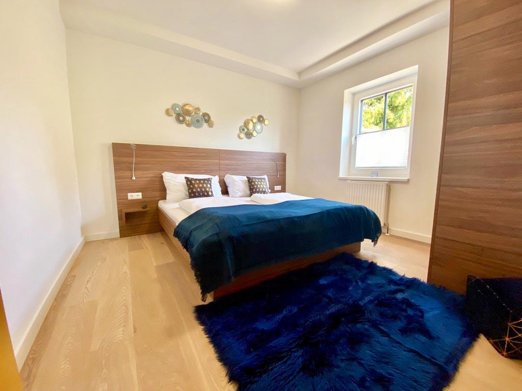 Appartement Seeblick 1 Zimmer