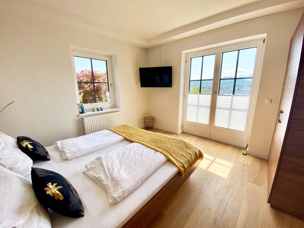Appartement Seeblick 2 Doppelzimmer