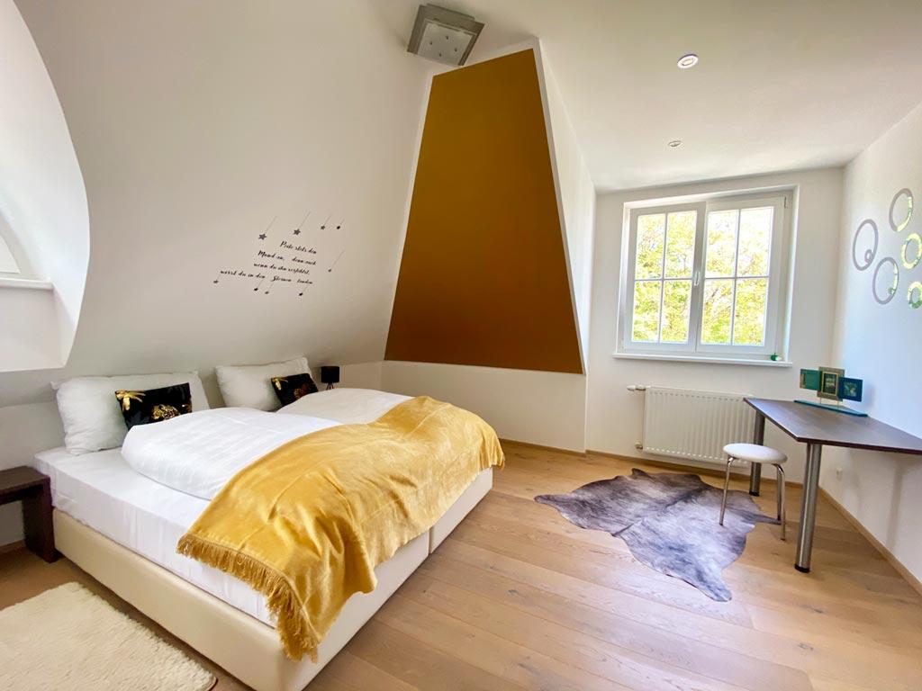 Appartement Golden touch Doppelzimmer