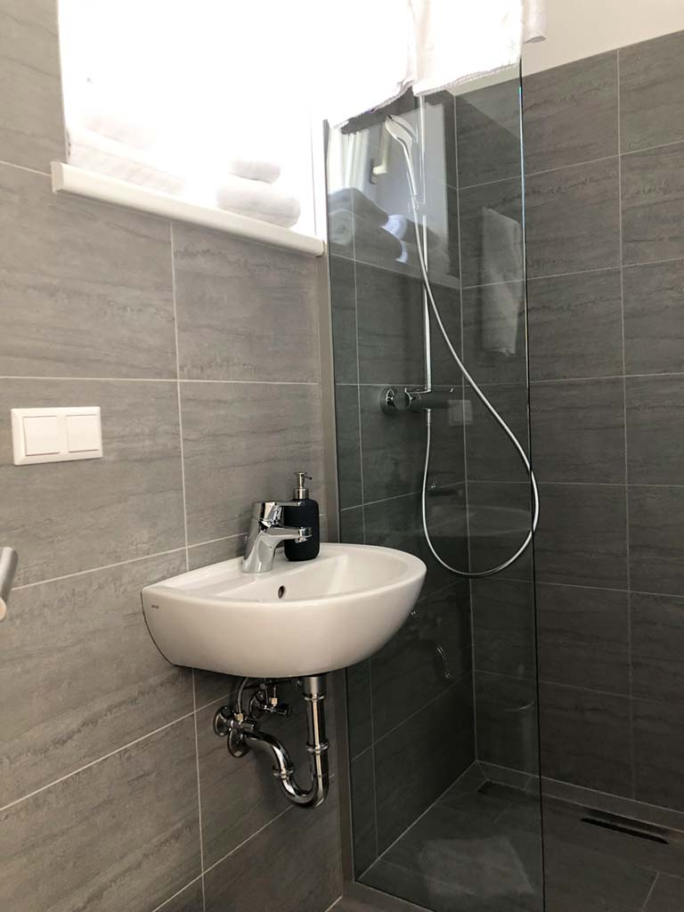 Aqua Badezimmer