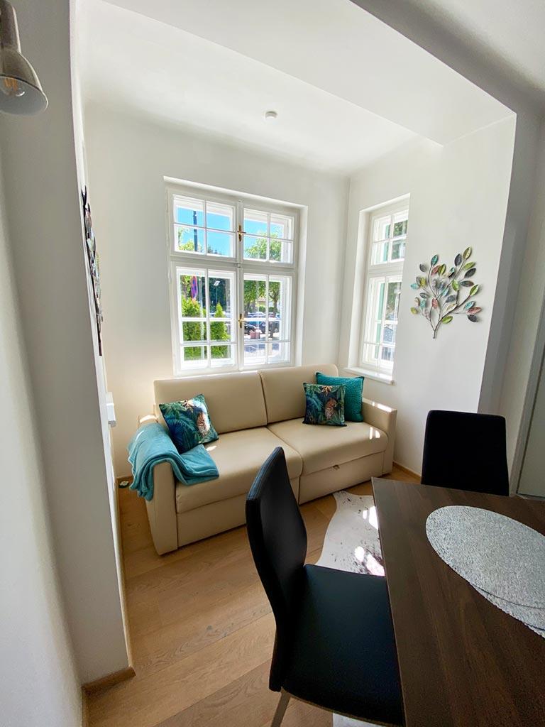 Appartement Aqua Couch