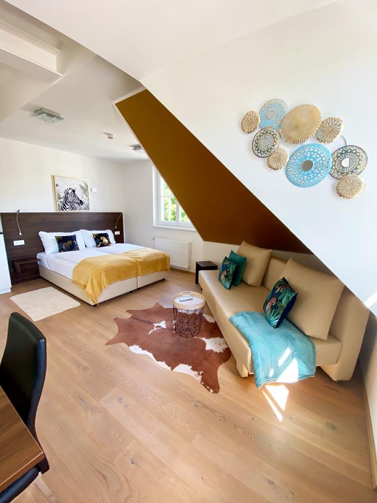 Appartement Golden touch Details