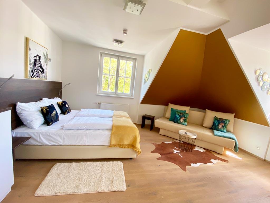 Appartement Golden touch