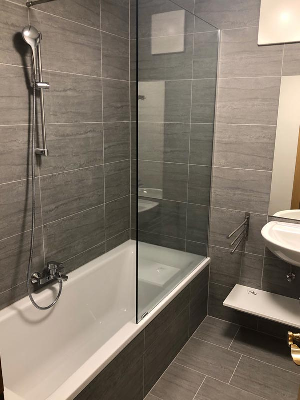 Badezimmer Appartement Wellness
