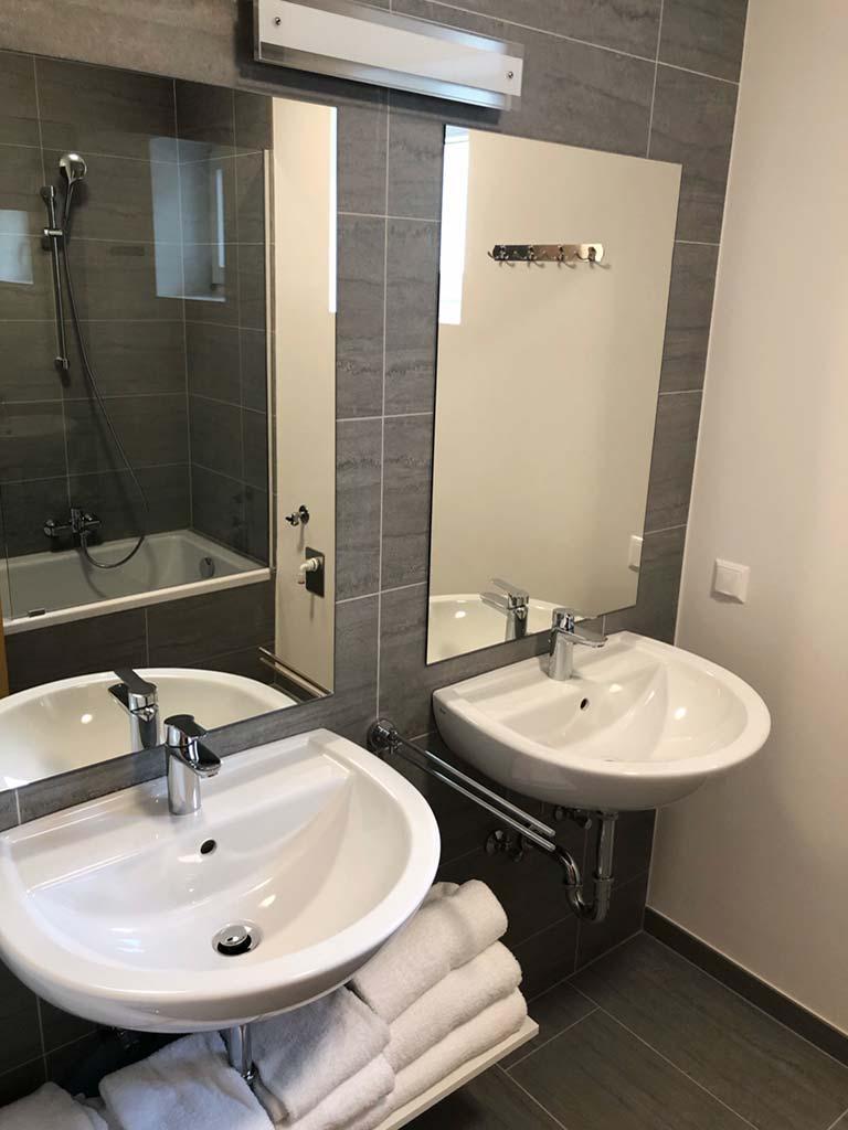 Badezimmer Panorama 2