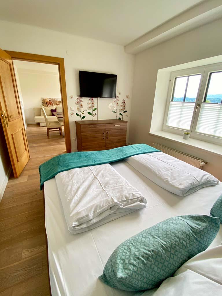 Doppelzimmer Panorama 1