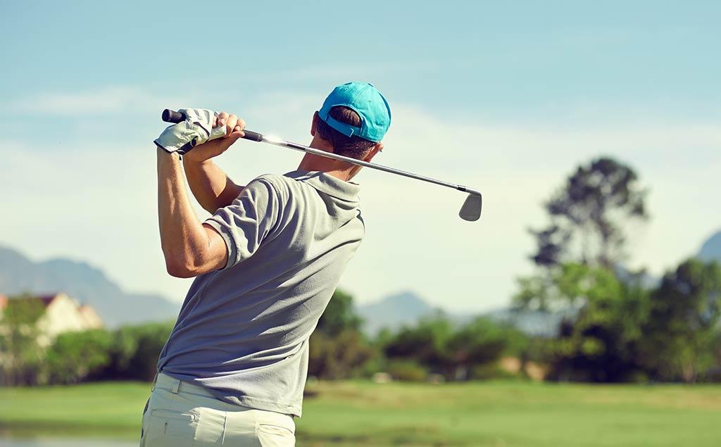 Golfturnier in Velden