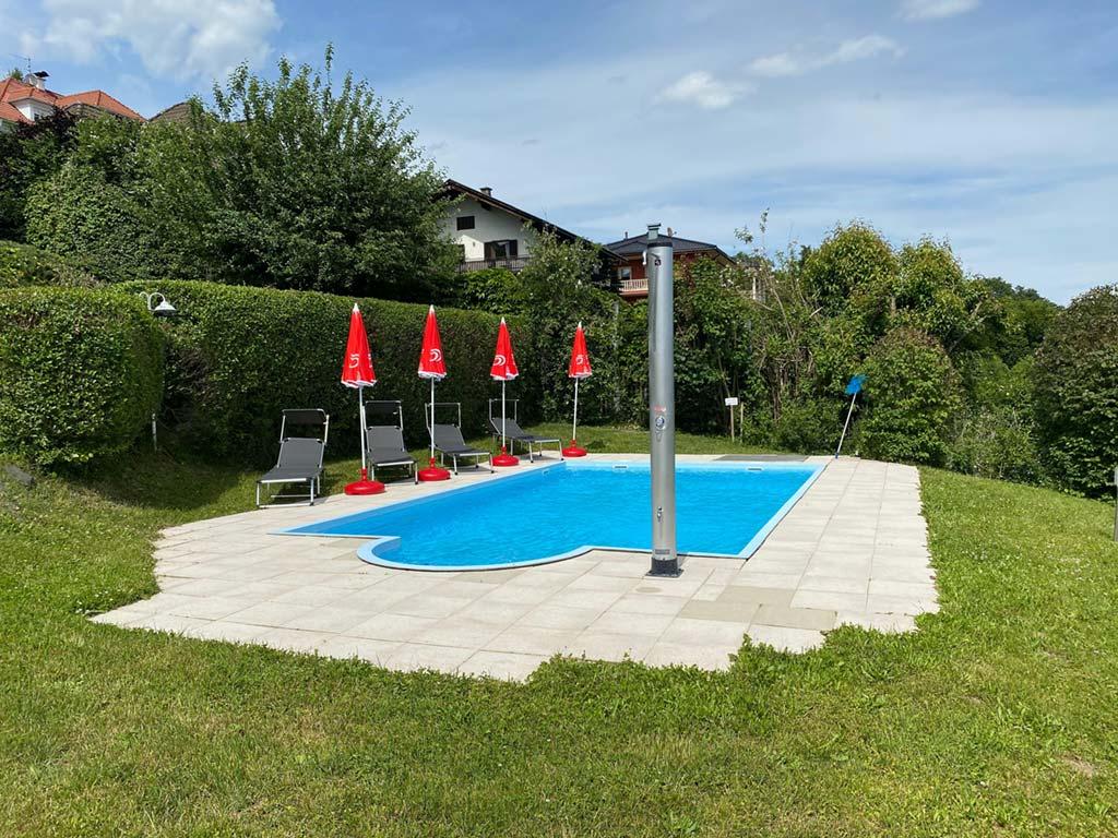 Haus Aussicht Pool