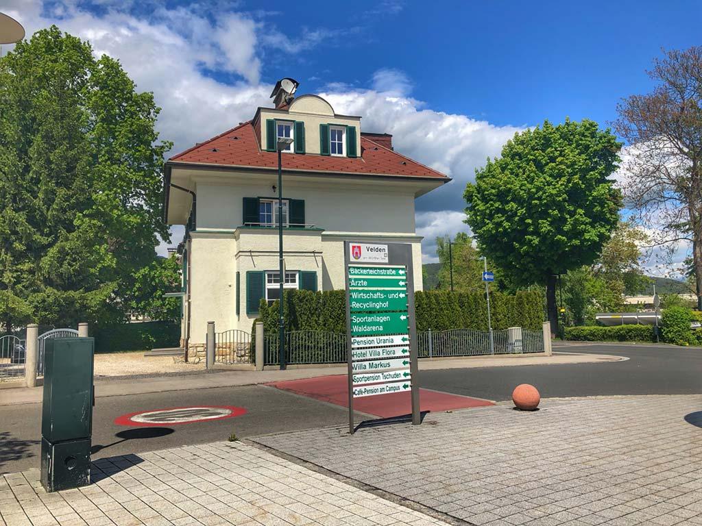 Villa Gelbmann Strasse