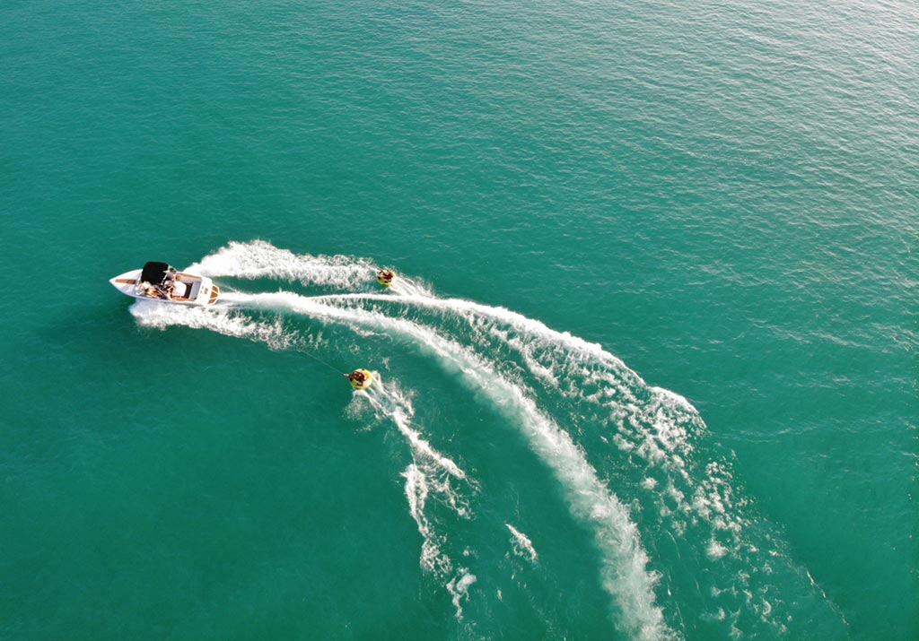 Wassersport am Wörthersee