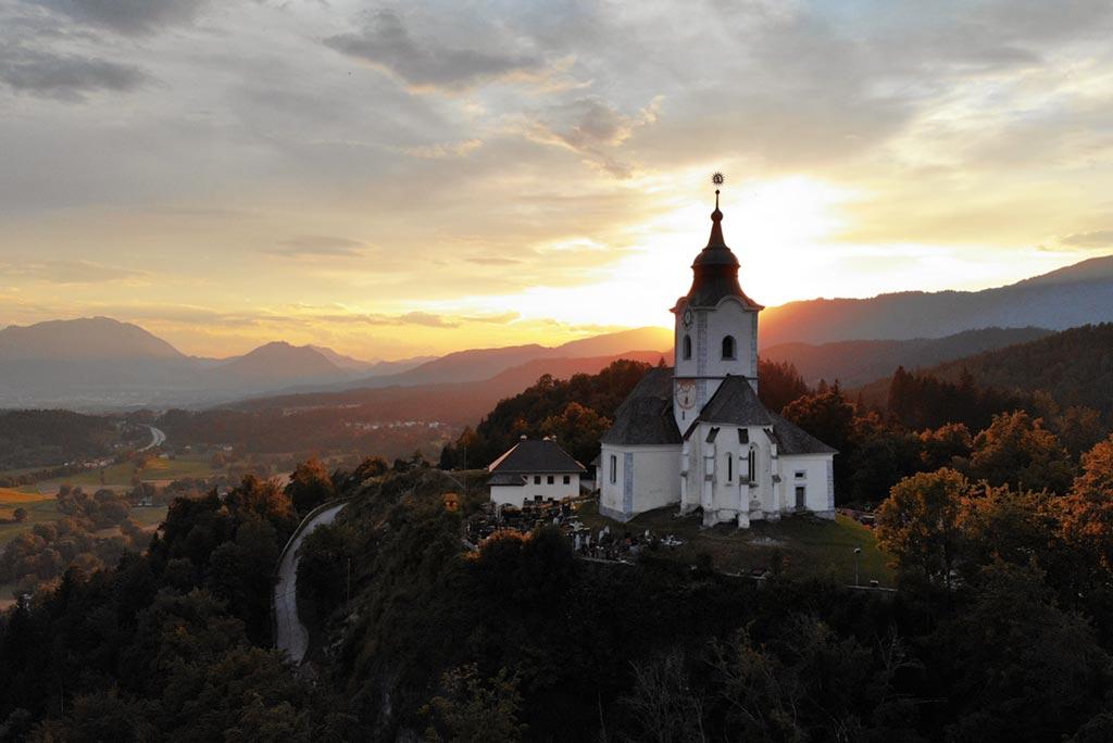 Wörthersee Kirche